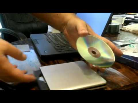 Vrich External CD/DVD +/- RW Burner USB Product Overview