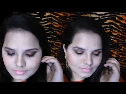 Eid makeup look 2018 | all about skin and makeup