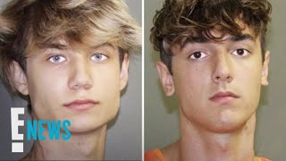 TikTok Stars Bryce Hall & Jaden Hossler Arrested for Marijuana | E! News