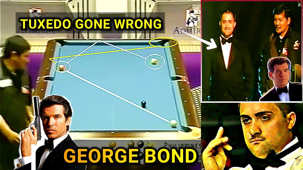 """He received the WRONG INVITATION 