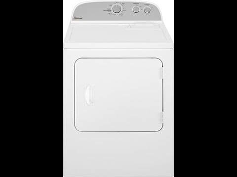 Kenmore Gas Dryer—Not Drying (FIXED)