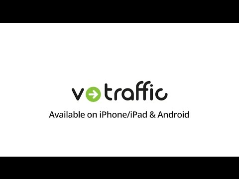 Introducing the new V-Traffic app on iOS & Android