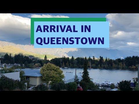 South Island: Arrive in Queenstown