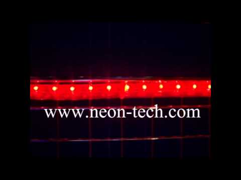 indoor outdoor LED rope light christmas decorations LED flexible neon strip light