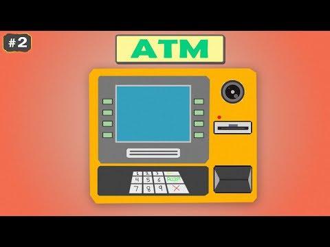 World First ATM Machine   Quick-fact #2
