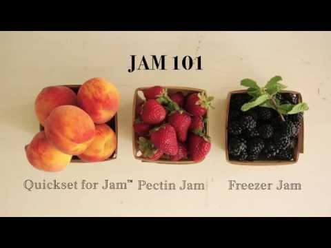 Jam 101: Redpath Quickset, Freezer and Pectin