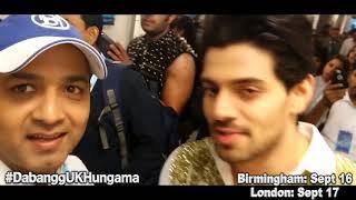 Dabangg Tour UK | Salman Khan