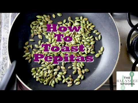 How To Toast Pepitas