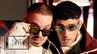 Bad Bunny and J Balvin Talk Upcoming Joint Album and the Rise of Latin Trap | Complex Cover
