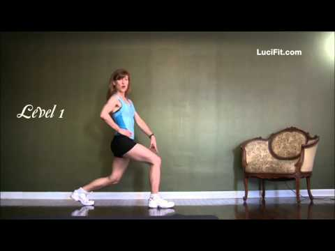 The best exercise for glutes and hamstrings (butt and thighs)! | LuciFit | Smart Exercise