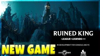 RIOT'S NEW GAME: RUINED KING!! Live Announcement + Reaction