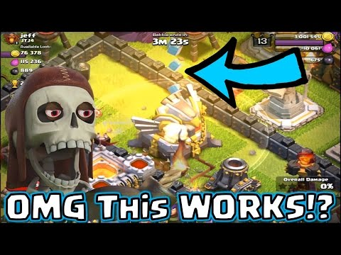 Clash of Clans - Lightning the E.A.G.L.E - ♥3 Star strategy!♥
