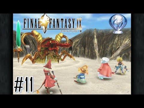 Final Fantasy IX PS4 Perfect Excalibur II Platinum Walkthrough Part 11