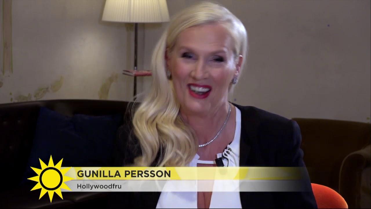 """Gunilla Persson: """"Många säger att jag borde bli statsminister i Sverige""""  - Nyhetsmorgon (TV4)"""
