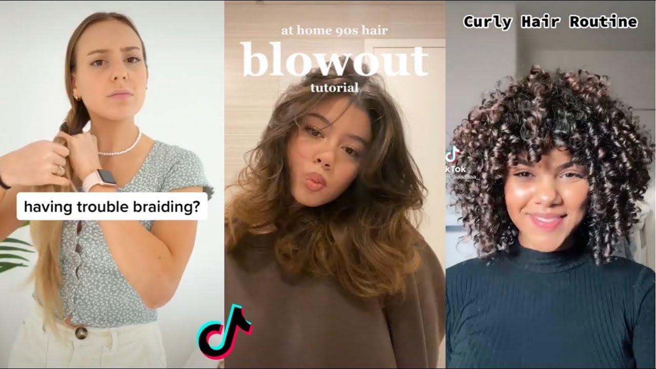 DIY Hairstyle Tutorial Hair Hacks & Tips