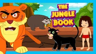 THE JUNGLE BOOK - Full Story (HD) For Kids || Animated Stories For Kids