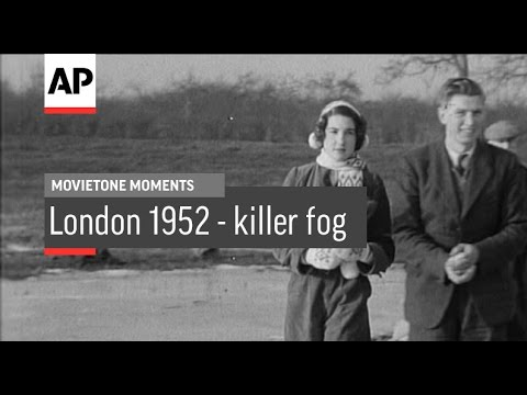 Killer Fog 1952 | Movietone Moment | 4 Dec 15