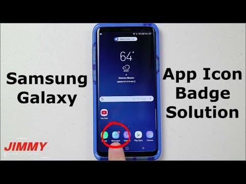 Samsung Galaxy - App Icon Badge SOLUTION!!