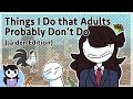 Download Video Things I Do that Adults Probably Don't Do (Jaiden Edition) 3GP MP4 FLV