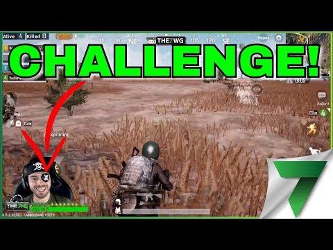 EYE PATCH CHALLENGE!! MOST KILLS!!! | PUBG MOBILE