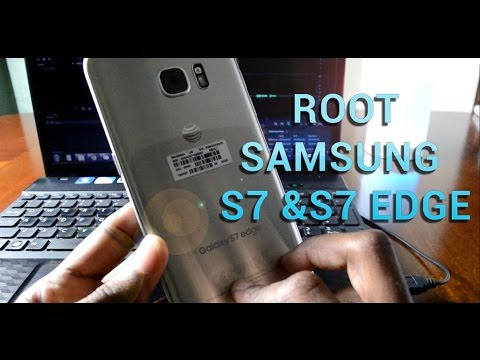 How to root Galaxy S7 (AT&T version )