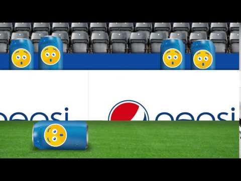 PepsiMoji Football Fan