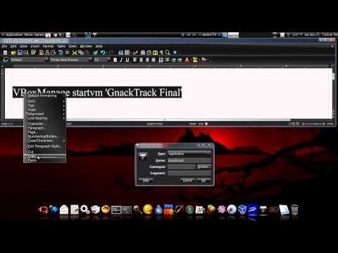 Open Virtualbox Virtual Machines With A Single Click Ubuntu 10.04