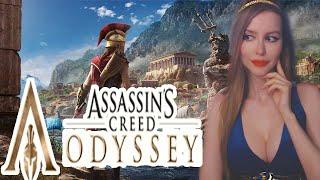 ASSASSIN'S CREED: Odyssey ( Одиссея) | ПОЛНОЕ ПРОХОЖДЕНИЕ НА РУССКОМ ЯЗЫКЕ | ОБЗОР | СТРИМ # 5
