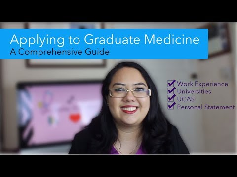 Applying to Graduate Entry Medicine (UK)
