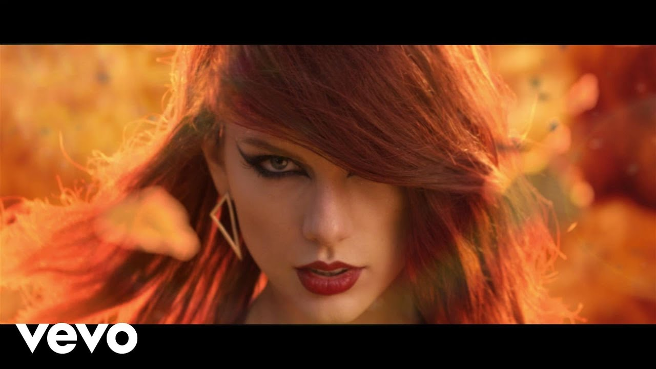 Taylor Swift - Bad Blood (feat. Kendrick Lamar)