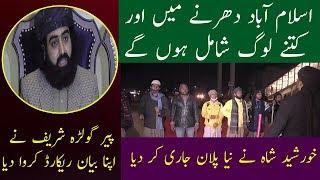 Khursheed Shah New Plan About Islamabad Dharna   Neo News