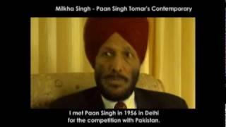 Paan Singh Tomar-- an Athlete