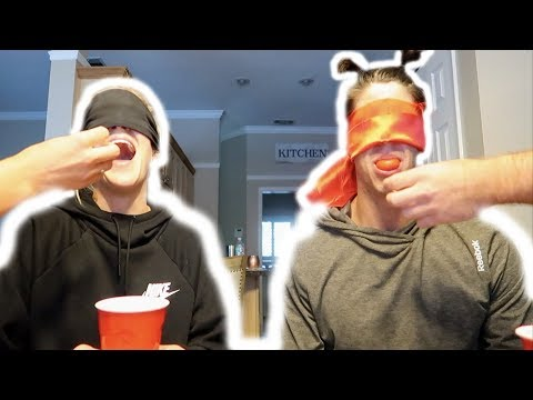 What's In My Mouth Challenge!