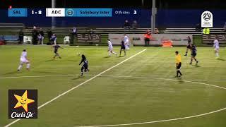 🏆 NPLW SA Round 4️⃣, 🏟 Salisbury Inter vs Adelaide City #NPLSA