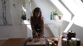 Garlic Honey Ferment