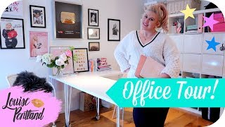Working Mum Home Office Tour!   LIFESTYLE