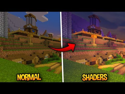 How to Make Minecraft Bedrock Edition Look Better!