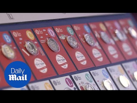 26 'quintessentially British things' on new 10p coins - Daily Mail