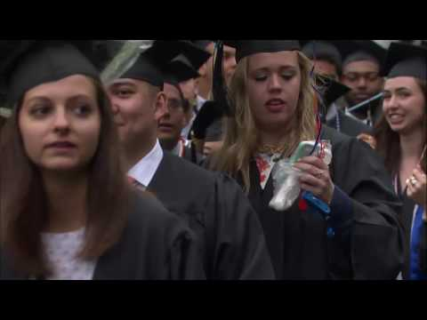 2016 UVA Final Exercises: College of Arts and Sciences