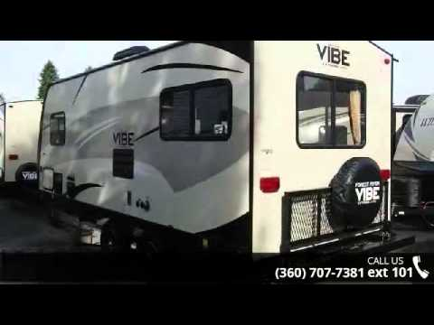 2016 Forest River Vibe Extreme Lite 207RD  - Open Road RV...