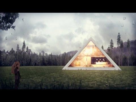 Pyramid House By. Juan Carlos Ramos