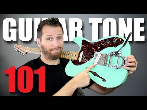 5 Tips to Get the Perfect Tone!! -  Guitar Tone 101