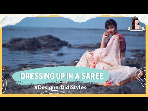 Let's End 2017 in a Saree | Indian Wear Look Book