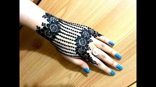 Beautiful Stylish Girly Henna Jewellery Simple Easy Party