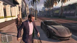 Grand Theft Auto V Amanda goes with Michael to get new clothes 30/06/2019 17:34:14