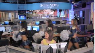 Rams On 2: Rampage and Andrea In The Newsroom