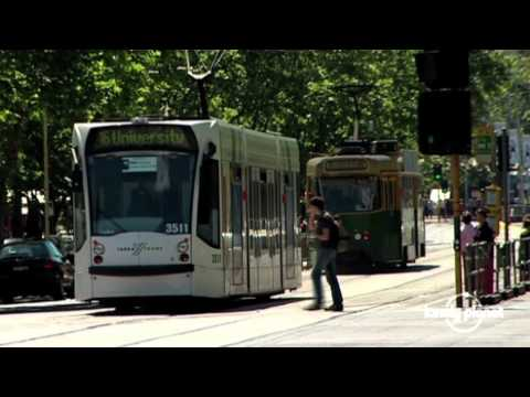 Melbourne City Guide - Lonely Planet travel video