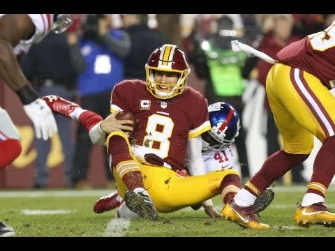 Redskins Week 17: R3: Skins Come Out Flat, Blow Playoff Chances w/ 19-10 LOSS vs. NYG #LouieTeeLive