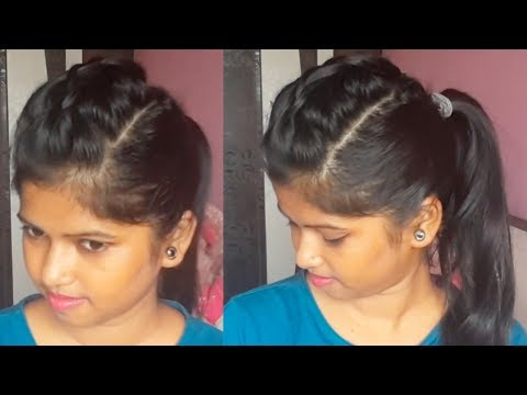 FRONT French (Braid) VERY EASY HAIRSTYLE (in Hindi) || Namrata Singh