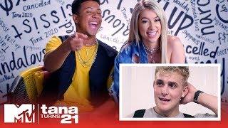 Tana's BFFs Spill the Tea On Her Reality Show | MTV No Filter: Tana Turns 21